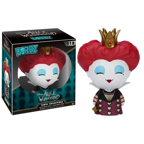 Alice in Wonderland Iracebeth Dorbz Vinyl Figure