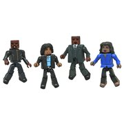 Luke Cage Minimates Series 1 Box Set