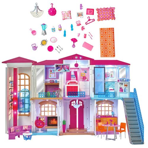 Barbie Hello Dreamhouse Playset