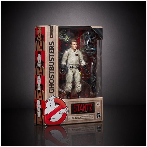 Ghostbusters Plasma Series Ray Stantz 6-Inch Action Figure