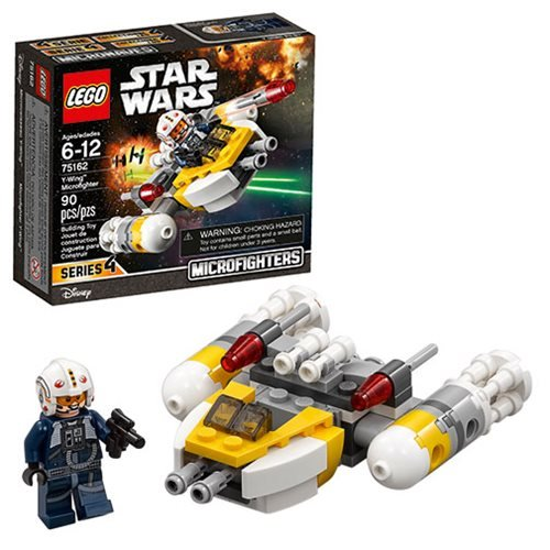 LEGO Star Wars 75162 Y-Wing Microfighter