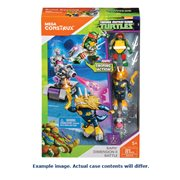 Mega Construx TMNT Mini-Figures Playset Case