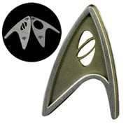 Star Trek Beyond Science Insignia Magnetic Badge Replica