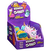 Kinetic Sand Squeez'meez Plush Display Tray