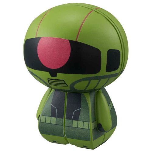 Mobile Suit Gundam MS-06 Zaku II Charaction Rubik's Cube Puzzle