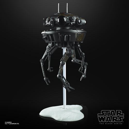 Star Wars The Black Series Imperial Probe Droid Probot 6-Inch Action Figure