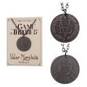 Game of Thrones Valar Morghulis Necklace