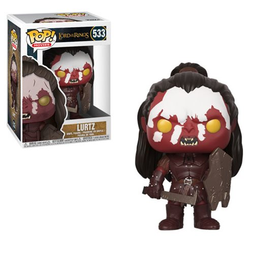The Lord of the Rings Lurtz Pop! Vinyl Figure #533