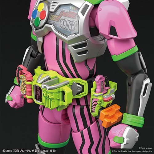Kamen Rider Ex-Aid Action Gamer Level 2 Figure-rise Standard Model Kit