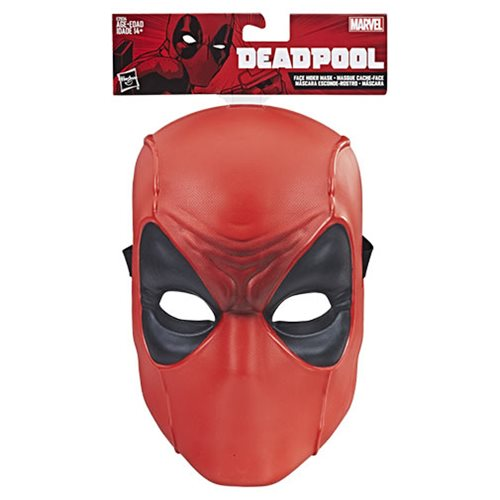 Deadpool Face Hider Mask