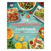 The Vegetarian Cookbook More than 50 Recipes for Young Cooks Hardcover Book