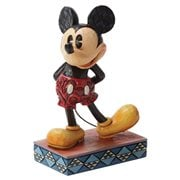 Disney Traditions Classic Mickey Mouse The Original Statue