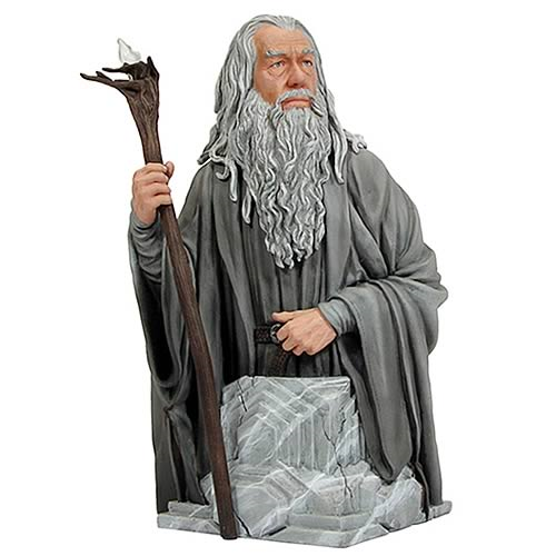 Lord of the Rings Gandalf Mini Bust