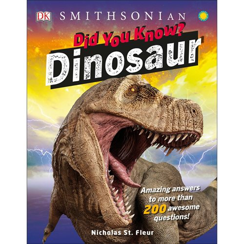 Did You Know? Dinosaurs Paperback Book