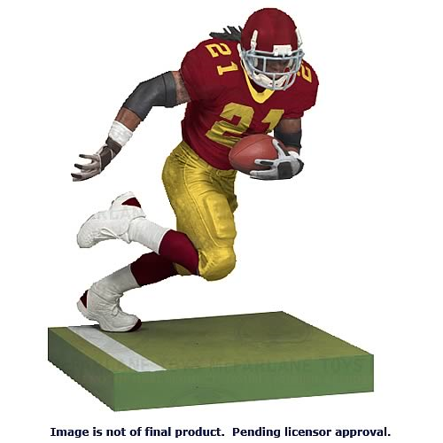 NCAA College Football Series 2 Marion Barber Figure