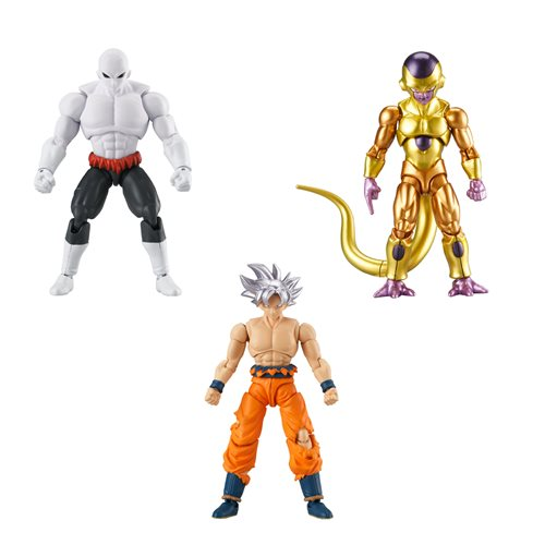 Dragon Ball Super Evolve 5-Inch Wave 2 Action Figure Set of 3