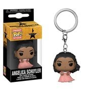 Hamilton Angelica Schuyler Pocket Pop! Key Chain