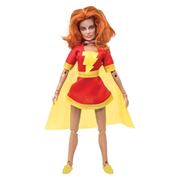 DC Comics Kresge Style Series 3 Mary Marvel 8-Inch Retro Action Figure