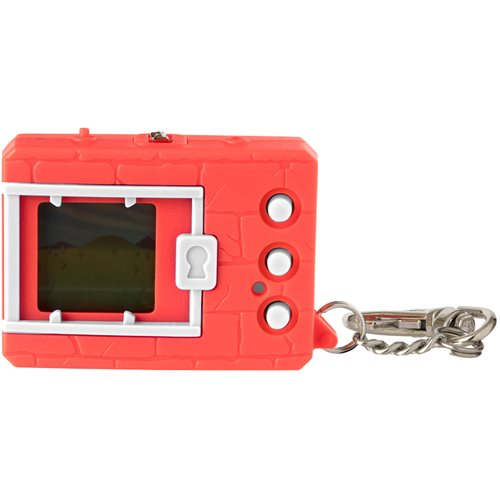 Digimon Original Neon Red Electronic Game