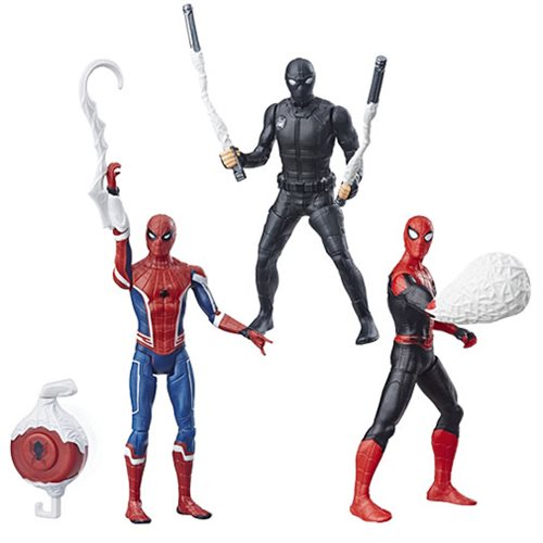 Spider-Man: Far From Home Action Figures Wave 2 Case