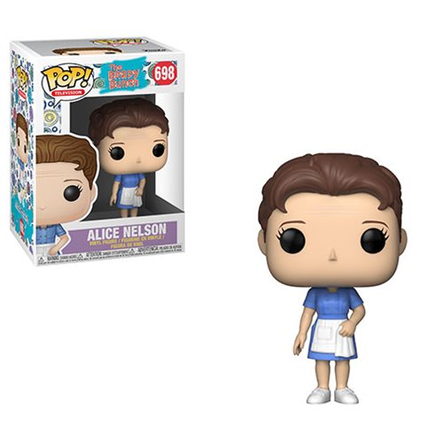 The Brady Bunch Alice Nelson Pop! Vinyl Figure #698, Not Mint