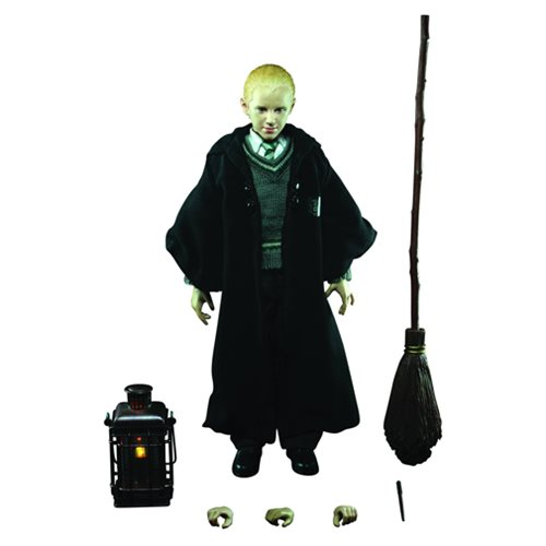 Harry Potter Sorcerer's Stone Draco Malfoy 1:6 Scale Action Figure