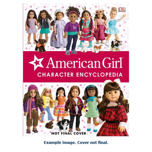 American Girl Character Encyclopedia Hardcover Book