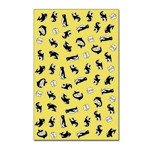 Free! Animal Icons Scarf