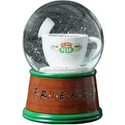 Friends Central Perk 6-Inch Light-Up Snow Globe