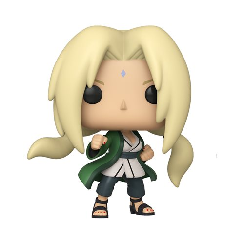 Naruto Lady Tsunade Pop! Vinyl Figure