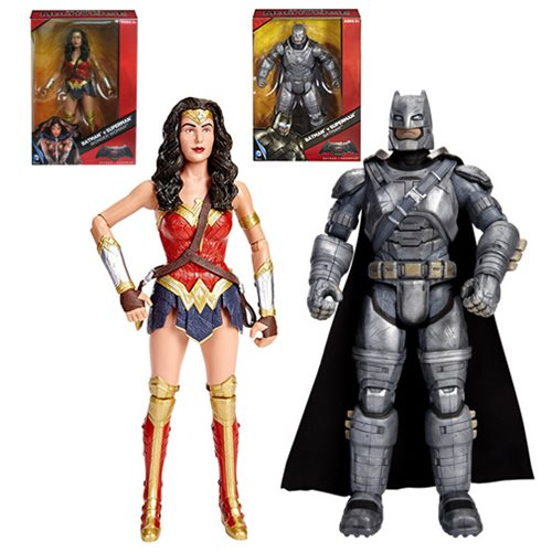 Batman v Superman: Dawn of Justice Multiverse 12-Inch Wave 2 Action Figure Case