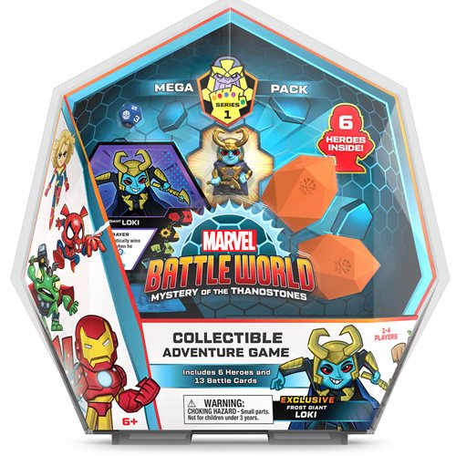 Marvel Battleworld Loki (Frost Giant) Mega Pack