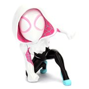 Spider-Man Spider-Gwen 4-Inch Metals Die-Cast Action Figure
