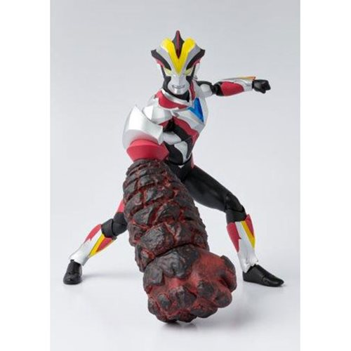 Ultraman Ginga S Ultraman Victory SH Figuarts Action Figure