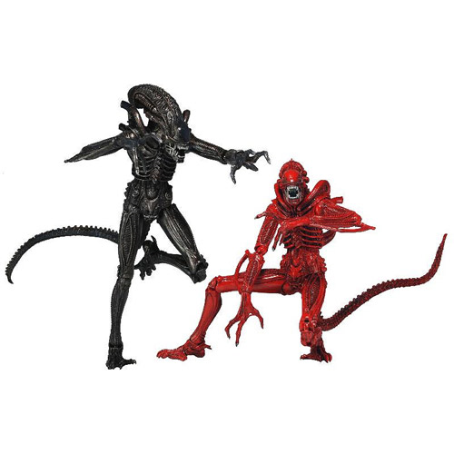 Aliens Genocide Xenomorph Warriors Action Figure 2-Pack