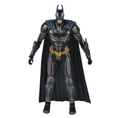 DC Unlimited Injustice Batman Gun Metal Action Figure
