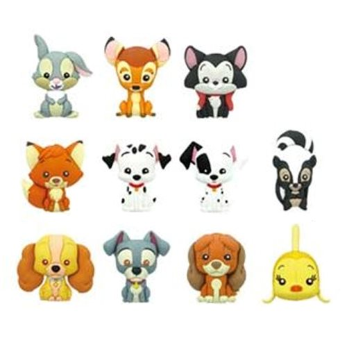 Disney Series 11 3-D Figural Key Chain Display Case