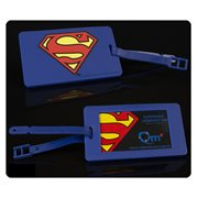 Superman Q-Tag Luggage Tag