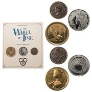 The Wheel of Time Coin Set