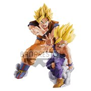 Dragon Ball Z VS Existence Goku and Gohan Statue