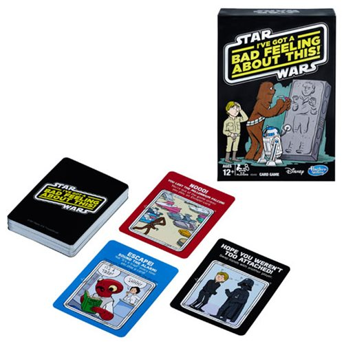 Star Wars I've Got a Bad Feeling About This! Game