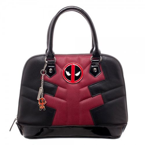Deadpool Suit Dome Handbag