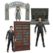 Batman Gotham Select Series 3 Action Figure Set