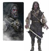 The Fog Captain Blake 8-Inch Cloth Action Figure