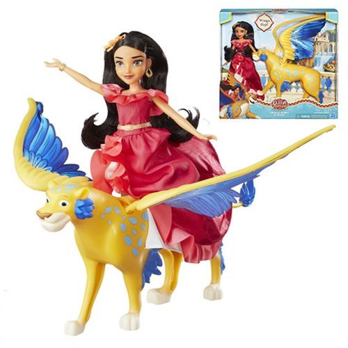 Disney Elena of Avalor and Skylar Doll 2-Pack