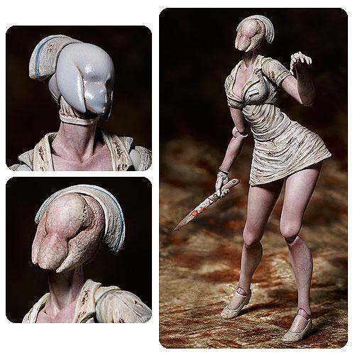 Silent Hill 2 Bubble Nurse Figma Action Figure Entertainment Earth