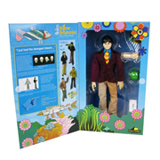 Beatles Yellow Submarine Paul Action Figure, Not Mint