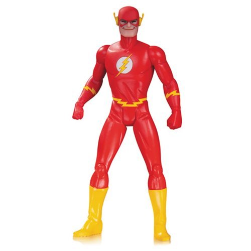 DC Comics Designer Series Flash by Darwyn Cooke Action Figure