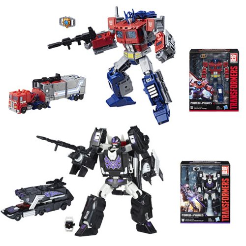 Transformers Generations Power of the Primes Leader Wave 2