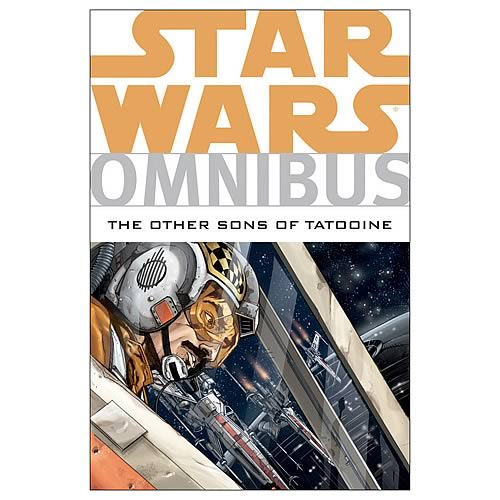 Star Wars Omnibus The Other Sons of Tatooine Graphic Novel